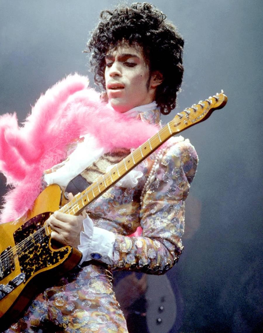 Prince circa 1970.