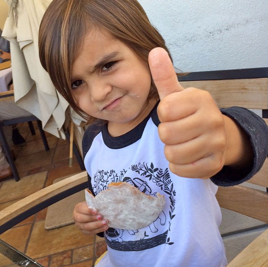 Thumbs-up!