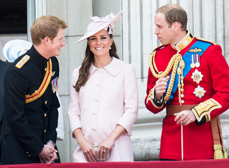 Kate Middleton Troop