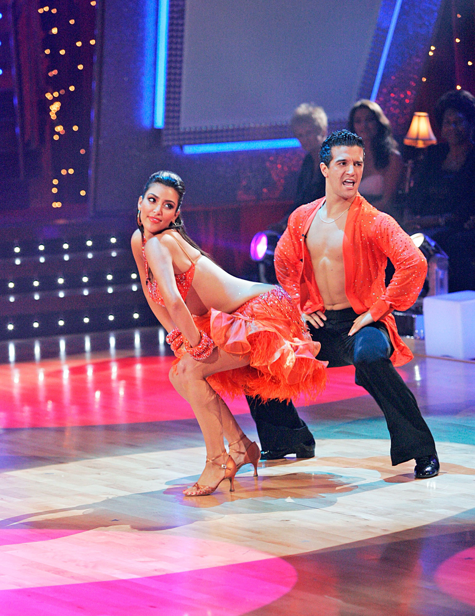 Mark Dancing With The Stars Hookup