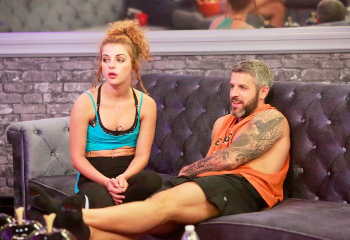 Raven Walton and Matthew Clines Big Brother