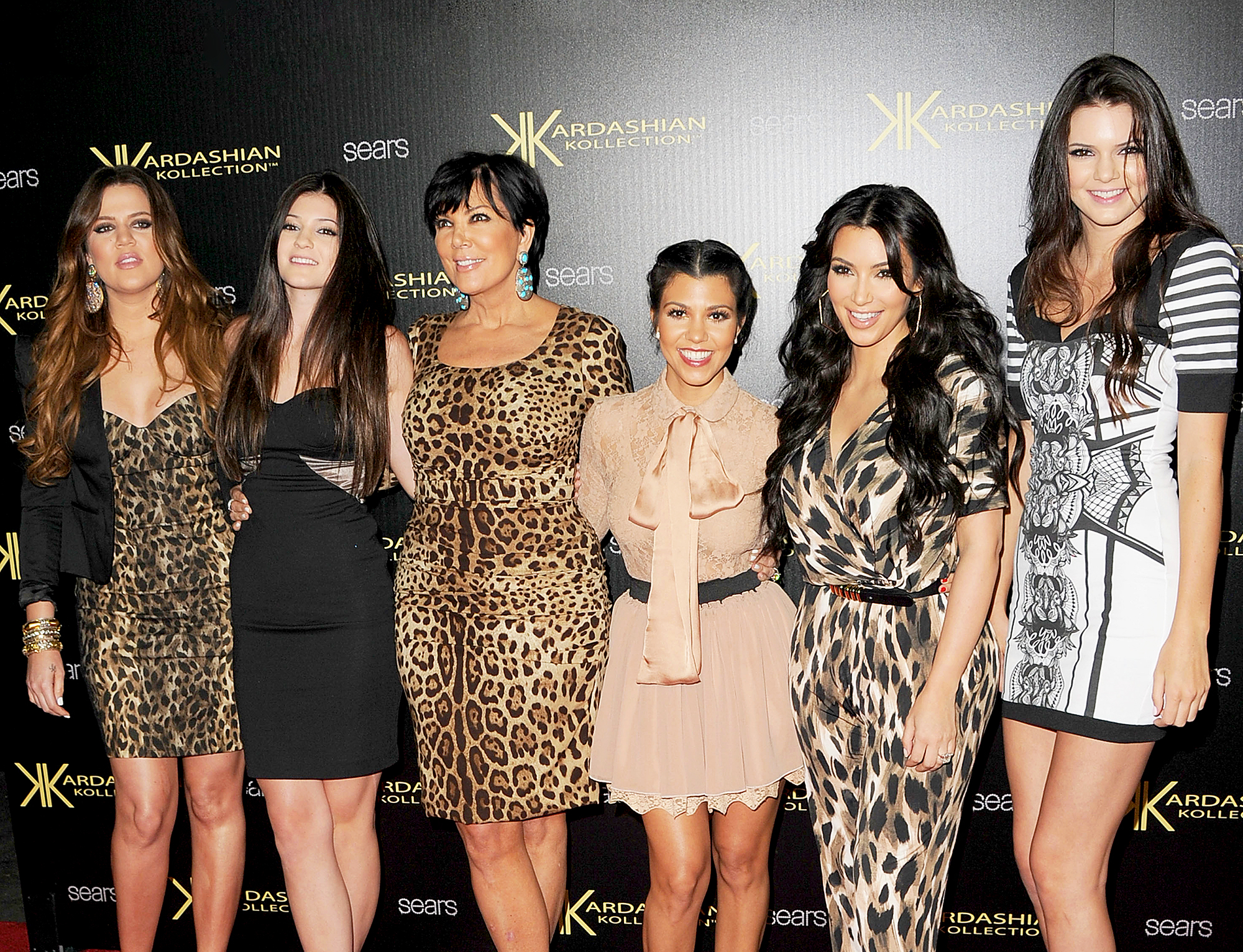 Kardashian and Jenner