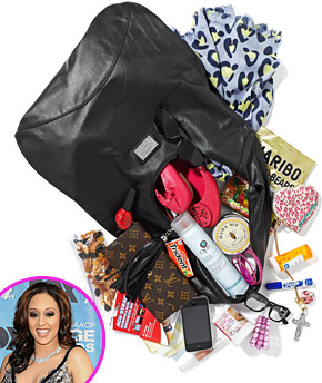 Whats in my bag celebrity birthdays