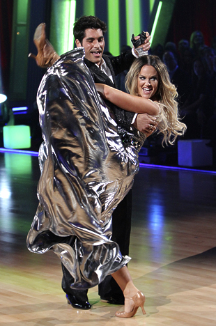 Dancing with the stars hot hookup