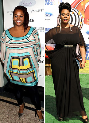 Singer Jill Scott: How I Lost 63 Pounds! - Us Weekly