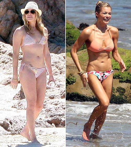Sharon osbourne bikini
