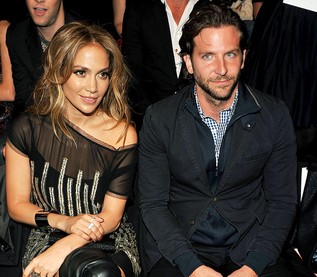 """Months after the American Idol judge split with husband of seven years Marc Anthony , Cooper made his move in September 2011. """"She likes the thrill and the fact that Bradley has been pursuing her,"""" a source told Us ."""