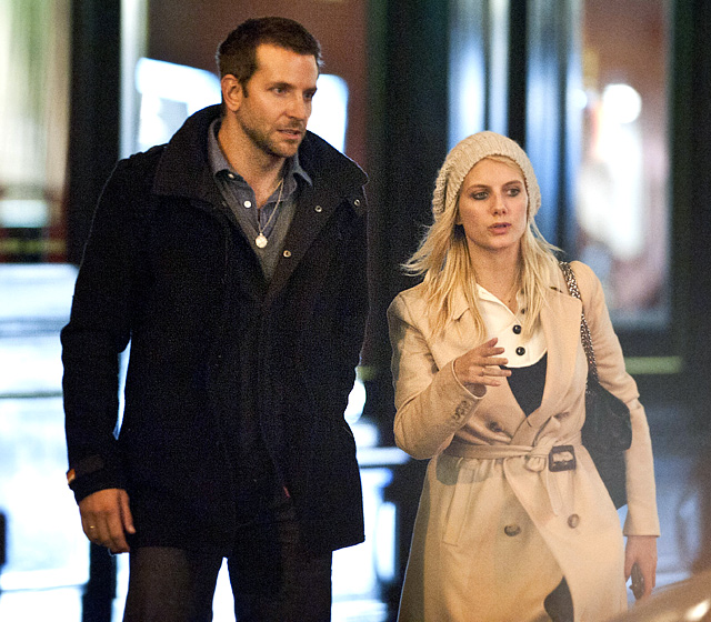 In November 2011, shortly after his fling with Jennifer Lopez ended, Cooper was photographed in Paris with the Inglorious Basterds and Beginners actress. The two even shared a romantic meal at Ralph's before catching a theatrical performance of Job, Ou L'Errance de Juste .
