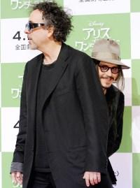 Tim Burton and Johnny Depp