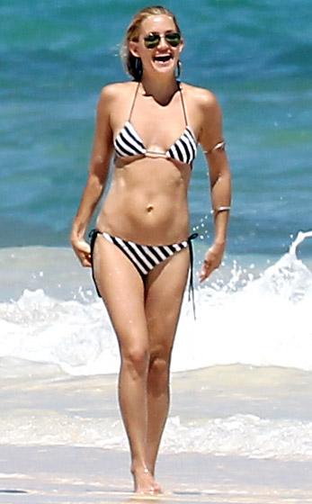 Celebrity fat bikini images 444