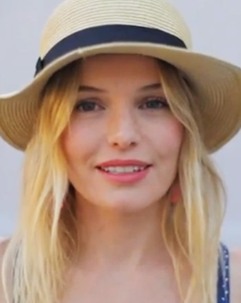 Go Behind the Scenes with Kate Bosworth, Boyfriend Michael
