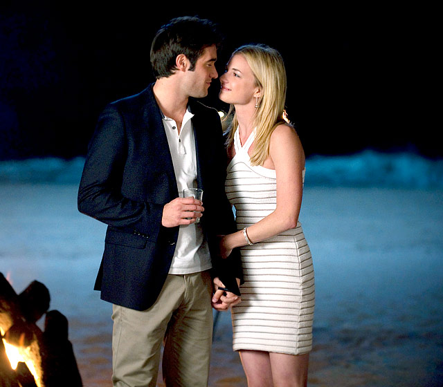 are emily and daniel from revenge dating