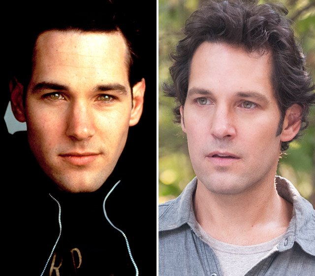 Rudd played Josh Lucas, Cher Horowitz's ex-stepbrother and love interest. He soon landed roles in 1996's Romeo + Juliet , 1998's The Object of My Affection and 2001's Wet Hot American Summer .
