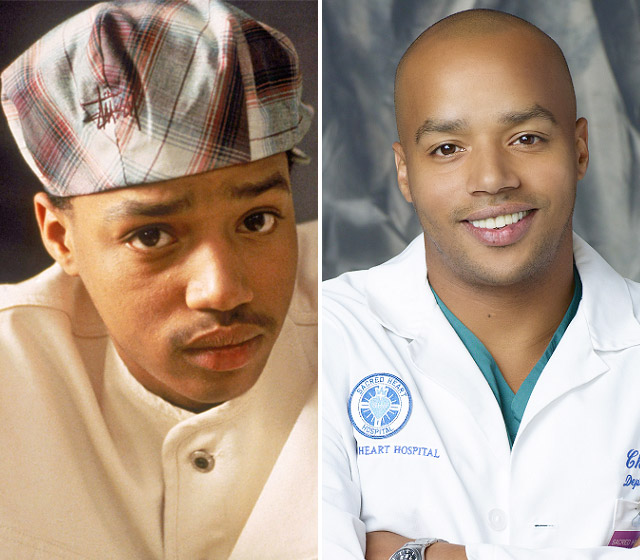 Faison played Dionne Davenport's immature boyfriend. After reprising his role on the Clueless TV series, Faison starred on Felicity , Scrubs and Robot Chicken ; his film credits include Can't Hardly Wait , Big Fat Liar and Uptown Girls (with Murphy).