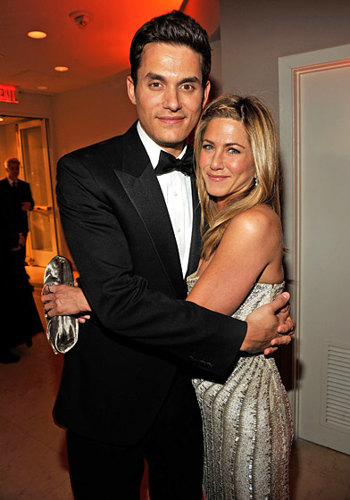 Who was john mayer dating in 2007