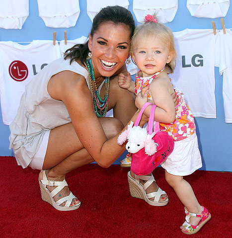 """Melissa Rycroft on At-Home Workouts: """"The Gym Intimidates ..."""