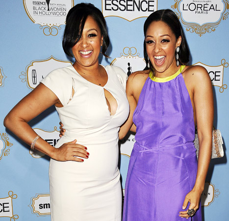 Tia Mowry On Post Baby Weight Loss My Role Model Is