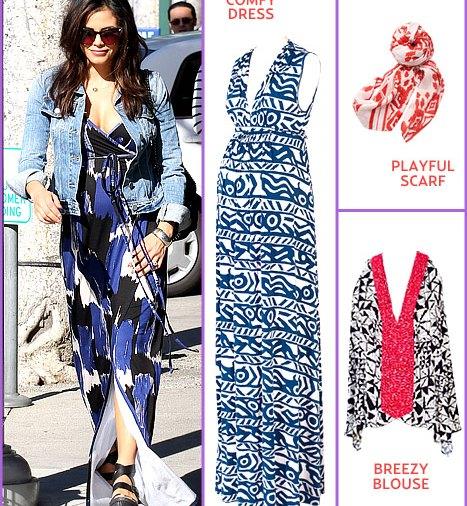 Jenna Dewan Tatum Kristen Bell S Chic Maternity Style Steal Their Looks Us Weekly