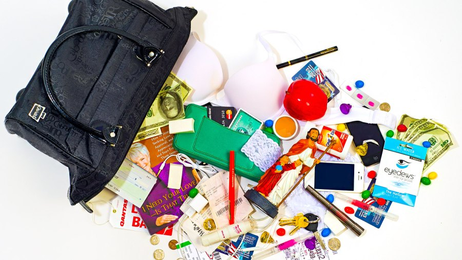 Jenny McCarthy's bag