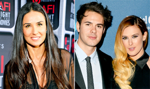Demi Moore Convinced Rumer Willis, Jayson Blair to Try 21 ...