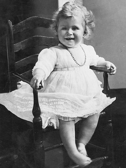 Queen Elizabeth II was born on April 21, 1926, to Prince Albert, Duke of York (later King George VI), and his wife, Elizabeth.