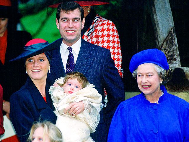 "Princess Beatrice's younger sister Princess Eugenie (born March 23, 1990) once told UK's Tatler magazine that her grandmother, Queen Elizabeth II, is ""one of the most amazing women ever."""
