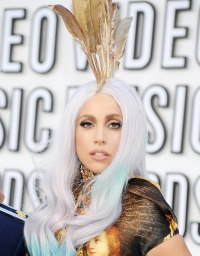 Lady Gaga attends the 2010 MTV Video Music Awards