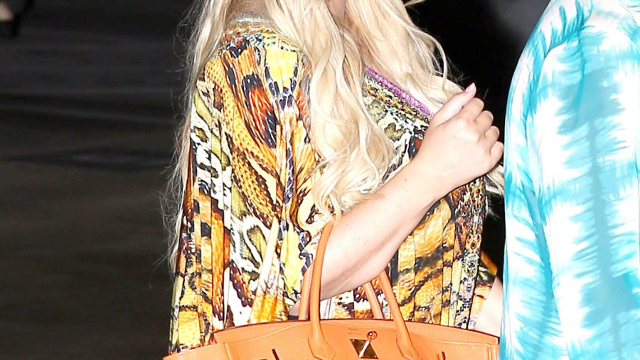 Jessica Simpson in Los Angeles, California on July 30, 2013