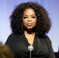 Oprah Winfrey on August 6, 2013 in New York City