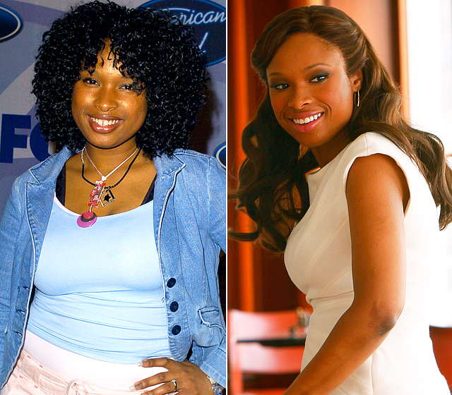 Though she's now cemented herself as one of this generation's powerhouse singers (and an Oscar-worthy actress, after winning the award for Best Supporting Actress in 2007), Jennifer Hudson 's start in the spotlight began with season three of American Idol . The Dreamgirls actress didn't ultimately win the competition, but she's stayed at the top of the Hollywood game since.