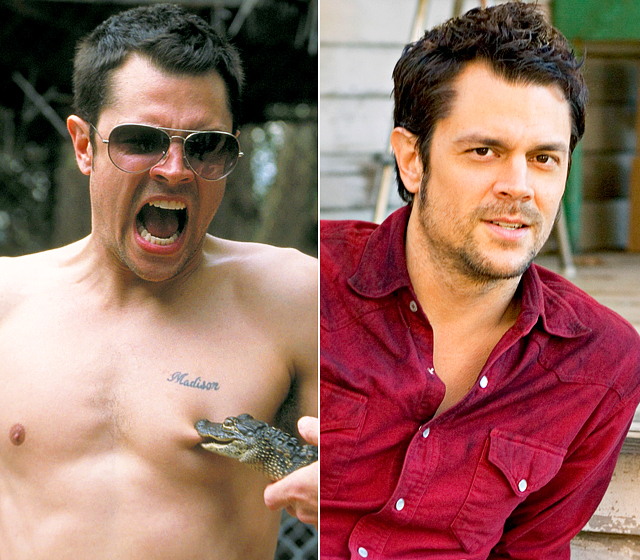 Johnny Knoxville 's name is still synonymous with MTV's hit Jackass , but the former reality star has since moved on to star in several films, including 2005's Dukes of Hazzard and Men in Black II .