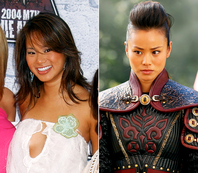 Jamie Chung is a familiar face on TV these days, most recently starring as Mulan on ABC series Once Upon a Time and showing up for bit roles in The Hangover series. But the petite California native didn't initially intend to go into Hollywood -- in 2004, she auditioned for MTV's The Real World: San Diego , and the rest is reality history.