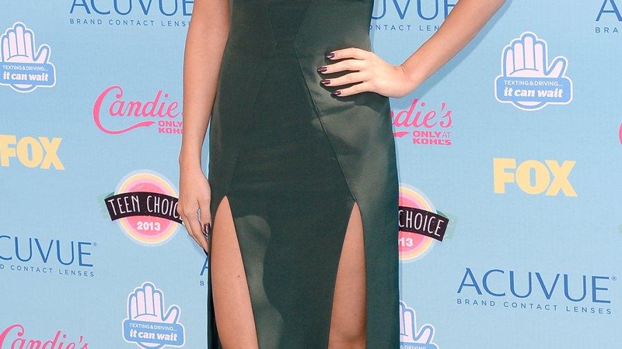 Selena Gomez Teen Choice Awards 2013