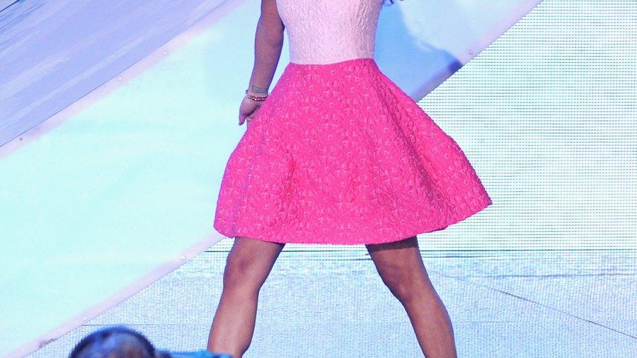 Lea Michele Teen Choice Awards 2013