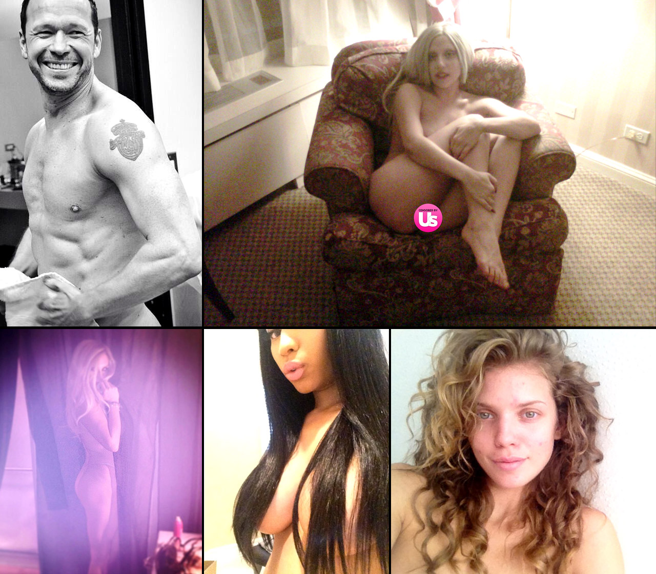 Leaked Twitter Nudes
