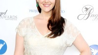 Sara Rue at Project Angel Food on August 10, 2013 in Los Angeles