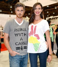 Dave and Odette Annable