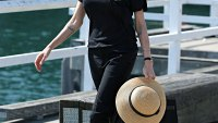 Angelina Jolie in Sydney, Australia on Sept 8, 2013.