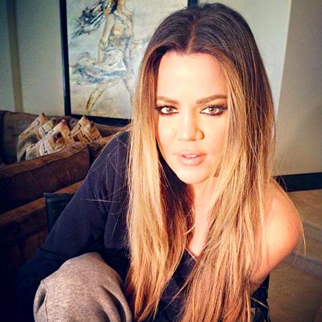 "Khloe Kardashian Shares Instagram Selfie With ""See No Evil"" Caption Amid Lamar Odom Drama"