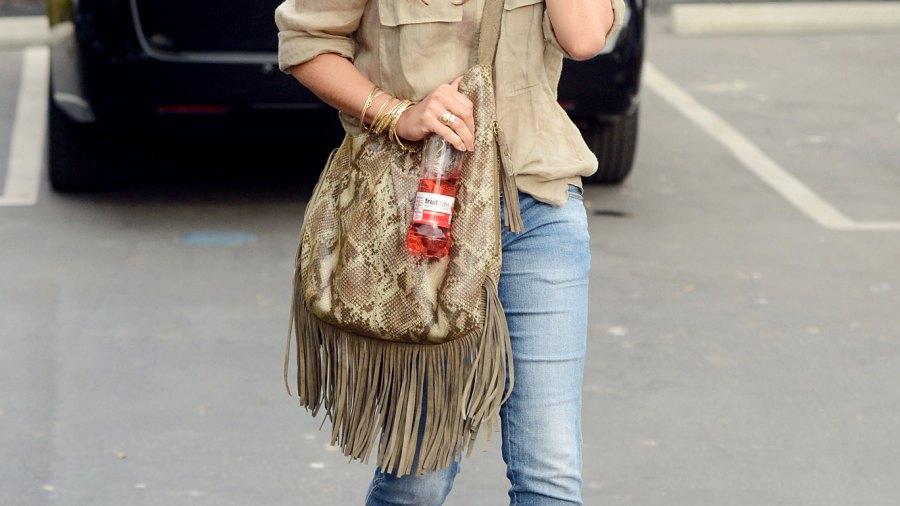 Camila Alves in Malibu, California on July 28, 2013