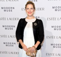 """Drew Barrymore attends the Estee Lauder """"Modern Muse"""" Fragrance Launch"""
