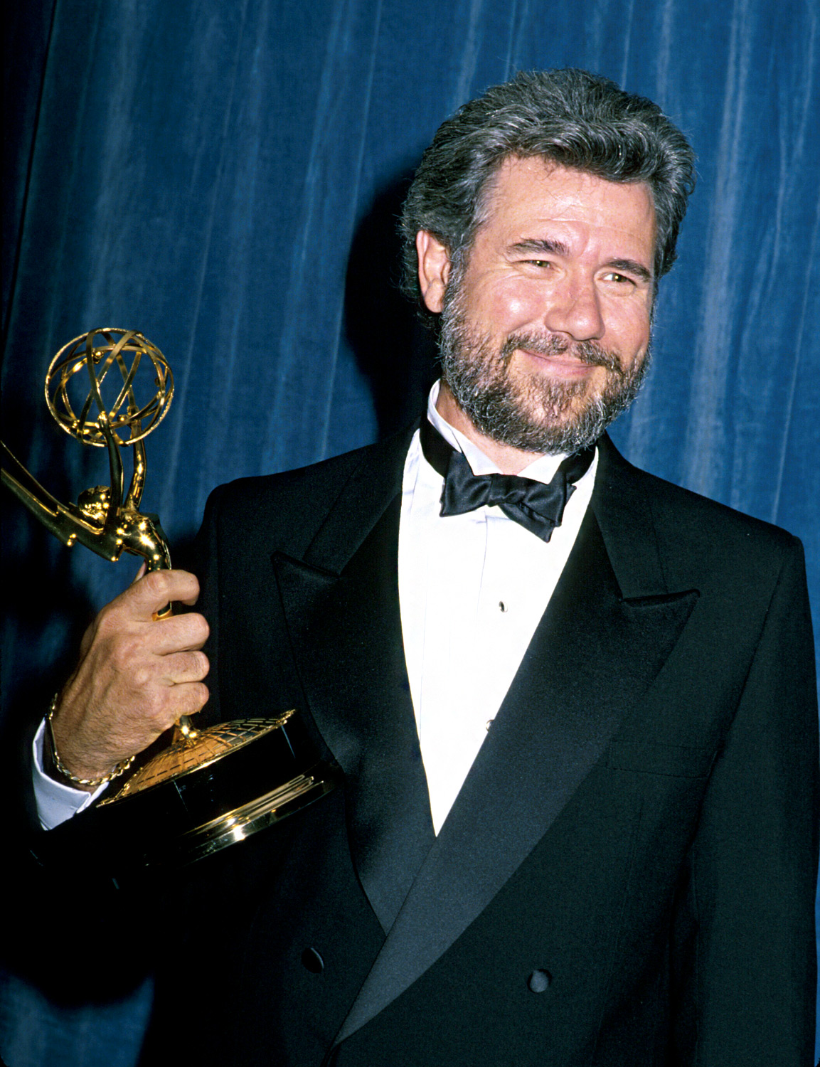 Earning five Emmy Awards throughout his career, Night Court 's Larroquette opted out of the 1989 nominations to give his fellow actors their due recognition. Larroquette, known for his role as Dan Fielding, hosted the award show instead.