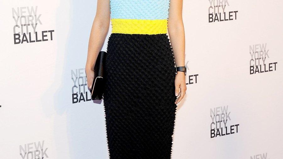 Natalie Portman on September 19, 2013