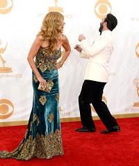 Connie Britton and Jon Hamm