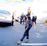Nicki Minaj in an instagram photo