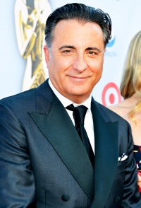 Andy Garcia Twin