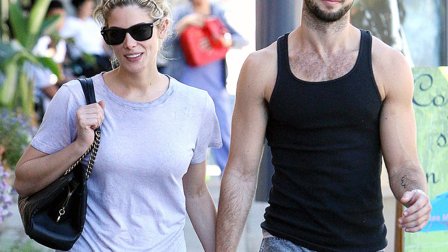 Ashley Greene and new boyfriend, Paul Khory have lunch in Studio City