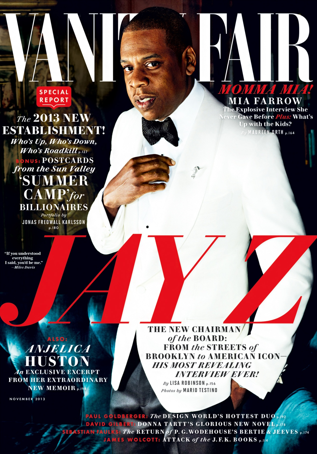 """Jay Z Sold Crack as a Teenager: """"I Was Thinking About Surviving"""""""