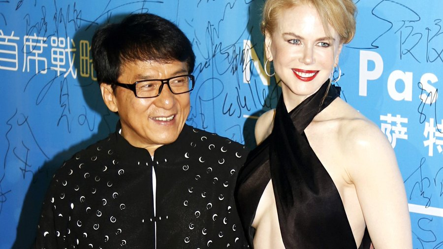 Nicole Kidman at the opening ceremony of the 10th Huading Awards