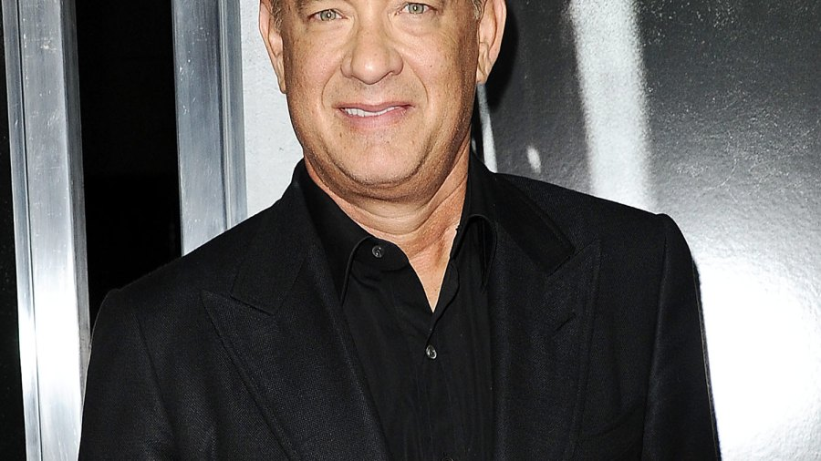 """Tom Hanks at the premiere of """"Captain Phillips"""" on September 30, 2013"""